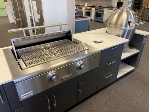 Vent-A-Hood of the Twin Cities | Hopkins, MN | Shady Oak Distributing | Caliber Appliances | Urban Bonfire Outdoor Kitchen Solutions | Custom Design | High-end | Dekton by Cosentino