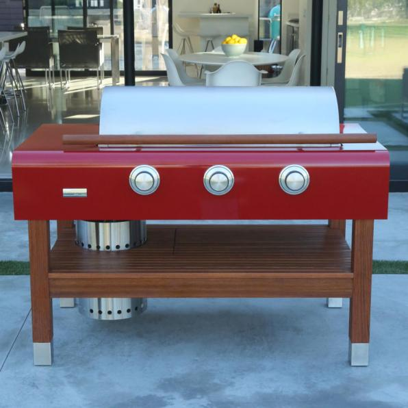 Rockwell by Caliber   Social Grill   Freestanding   Gas   High-End   Luxury