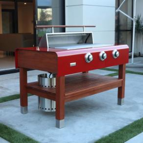 Rockwell by Caliber | Social Grill | Freestanding | Gas | High-End | Luxury