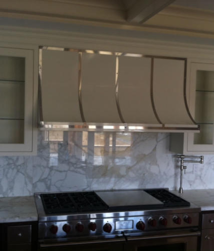 DAH30-x60 custom RAL finish | Vent-A-Hood | Shadyoakdist.com | Kitchen Ventilation | Magic Lung