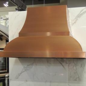JCH348-A1 Antiqued Copper | Vent-A-Hood | Shadyoakdist.com | Kitchen Ventilation | Magic Lung