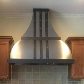 JCH348-B1 SS | Vent-A-Hood | Shadyoakdist.com | Kitchen Ventilation | Magic Lung